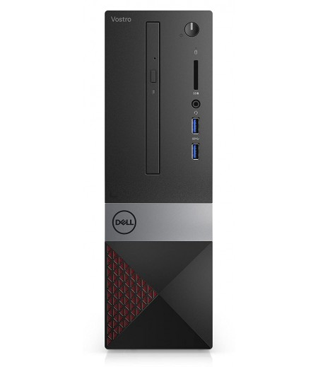 """Dell Vostro 3470 Desktop-Core i5 8th Generation, 4 GB DDR4 RAM, 1TB Hard disk, DVD, DOS OS, with Monitor 18.5"""" 1916HV"""