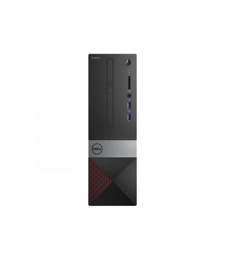 "Dell Desktop VOSTRO 3471 with i5-9400 9th Gen processor, 4GB DDR4 RAM, 1TB Hard Drive, DVD and DOS OS with Monitor 18.5"" 1916HV"