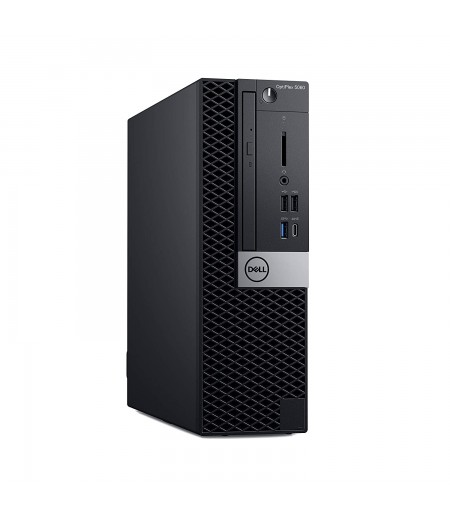 "Dell Desktop Optiplex 5060 with i5-8500 processor, 8GB DDR4 RAM(4Dimm,64GB), 1TB Hard Drive, DVD and DOS OS, with Monitor 19.5"" E2016H"