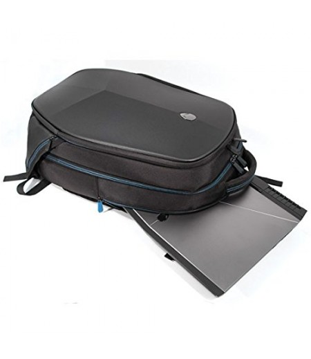 DELL AWV17BP-2.0 Backpack for 17-inch Alienware (Black)-M000000000141 www.mysocially.com