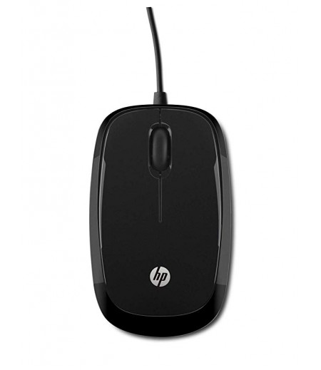 HP X1200 Wired Mouse (Black)
