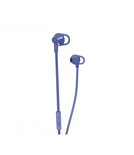 HP 150 in-Ear Headphone with Mic and Powerful Bass (Blue)
