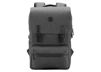HP Millennial Backpack with Detachable Laptop Sleeve and Pouch (Ebony)