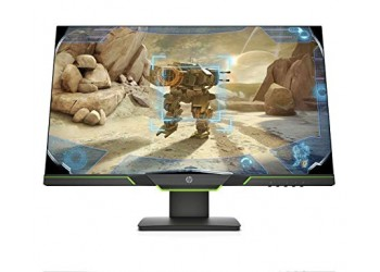 HP 27X 27-inch Full HD Gaming Display Monitor (Black)