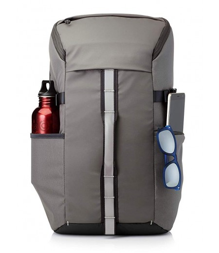 15.6 Pavilion Tech Grey Backpack (5EF02AA) 25.5 L Laptop Backpack  (Grey)