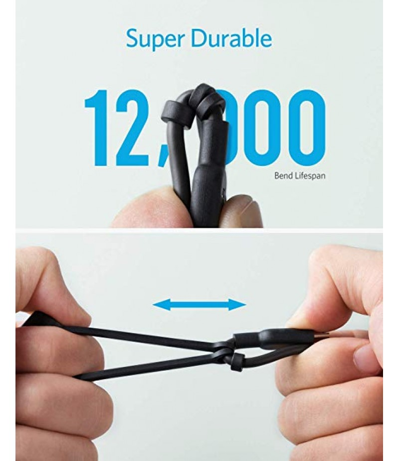 Anker Powerline 2 USB A to 3 in 1 Charging cable-M000000000243 www.mysocially.com