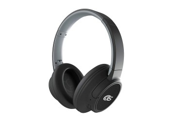 CKS 1913 Around Ear Wireless Headphone (Black)
