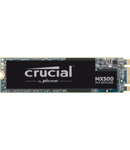 Crucial MX500 1TB 3D NAND SATA M.2 Type 2280SS Internal SSD-CT1000MX500SSD4