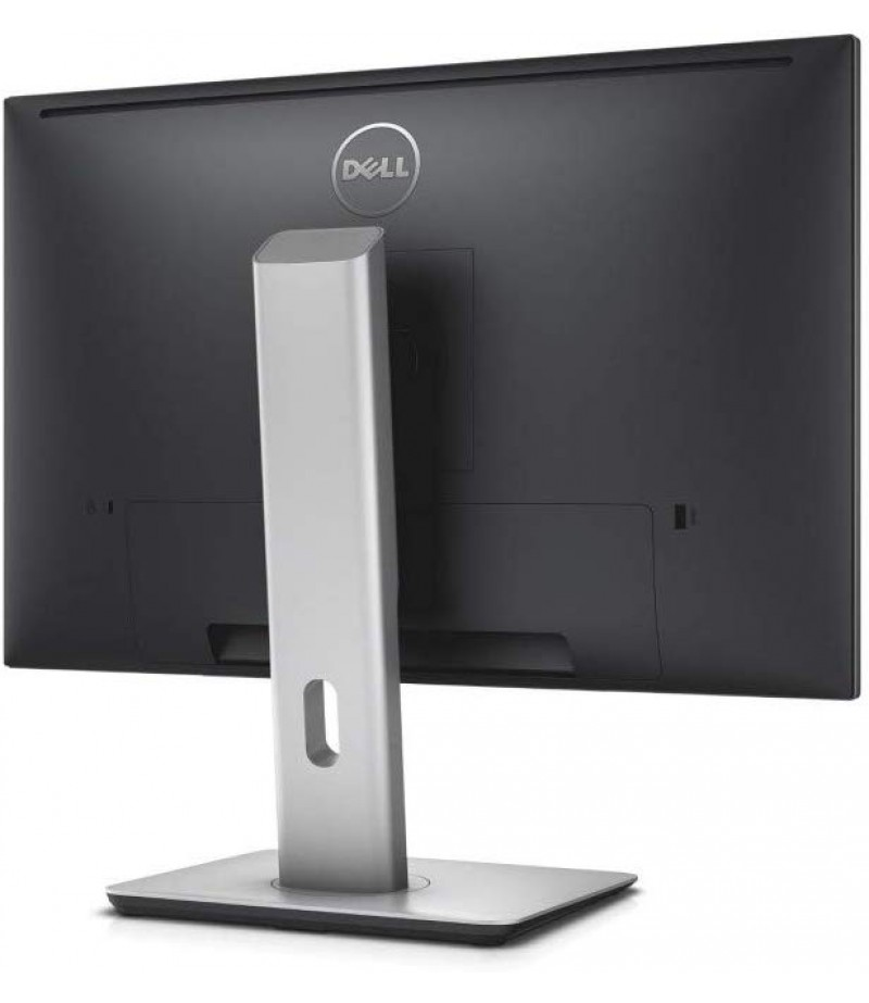 Dell 24-inch (60.96 cm) Ultra Thin Bezel Ultra Sharp U2415 LED-Backlit IPS Panel Monitor with HDMI, DisplayPort, USB 3.0, Audio Out Ports - (Silver/Black)-M000000000150 www.mysocially.com