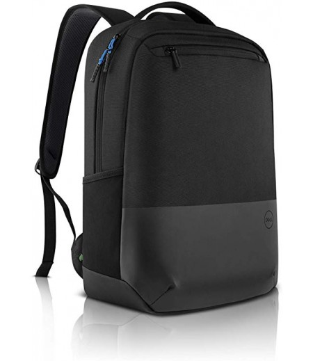 Dell Pro Slim Backpack 15-Keep Your Laptop, Tablet and Everyday Essentials securely Protected Within The eco-Friendly Dell Pro Slim Backpack (PO1520PS), a Slim-fit Backpack Designed for Work and More-M000000000175 www.mysocially.com