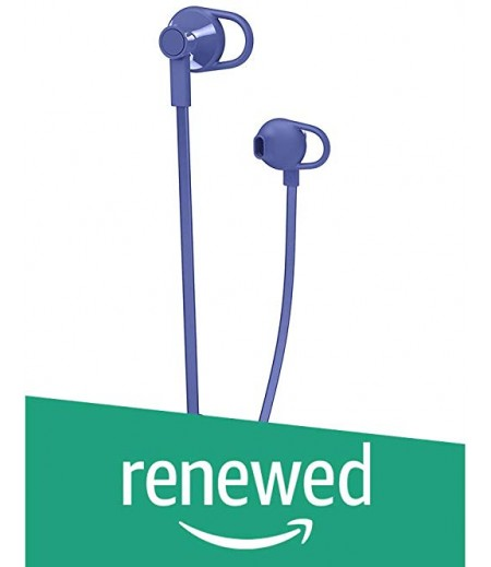 HP 150 in-Ear Headphone with Mic and Powerful Bass (Blue)-M000000000207 www.mysocially.com