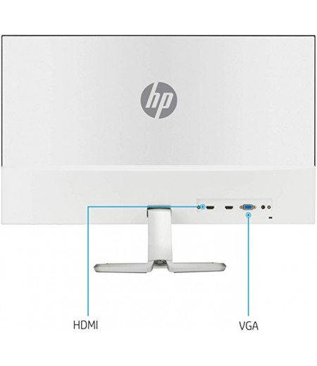HP 27fw 27-inch Full HD IPS Micro-Edge Bezel Monitor with HDMI and VGA and in-Built Speakers (4TB32AA)-M000000000211 www.mysocially.com