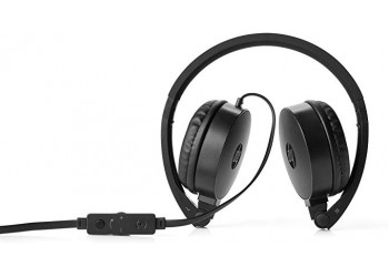 HP H3100 Stereo Headset with mic (Black)