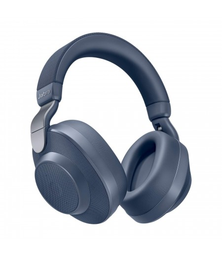 Jabra Elite 85H, Over Ear Headphones with ANC and SmartSound and HearThrough Technology, Alexa Enabled - Navy
