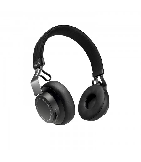 Jabra Move SE Style, wireless with music control, Ultra-light, comfortable headband - Edition Black