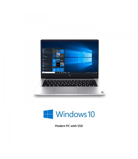 Mi Notebook 14 Intel Core i5-10210U 10th Gen Thin and Light Laptop(8GB/512GB SSD/Windows 10/Nvidia MX250 2GB Graphics/Silver/1.5Kg), XMA1901-DG-M000000000481 www.mysocially.com
