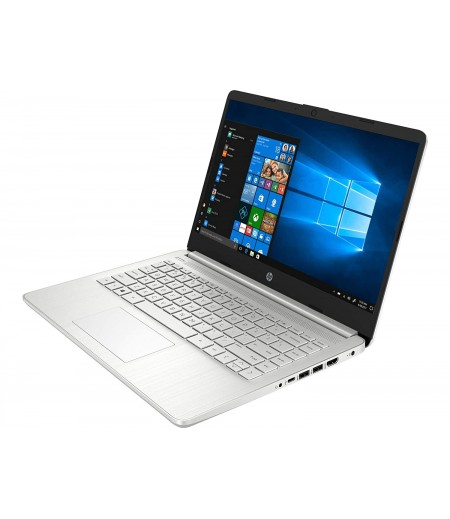 HP 14s dr1009tu 14-inch FHD Laptop (10th Gen Core i5-1035G1/8GB/512GB SSD/Windows 10 Home/MS Office/1.46 kg), Natural Silver-M000000000528 www.mysocially.com