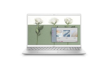 Dell Inspiron 5502 15.6-inch FHD Laptop (11thGen Core i5-1135G7/8GB RAM/512GB SSD/2GB MX330 Graphics/Windows 10 + MS Office Laptop),Platinum Silver