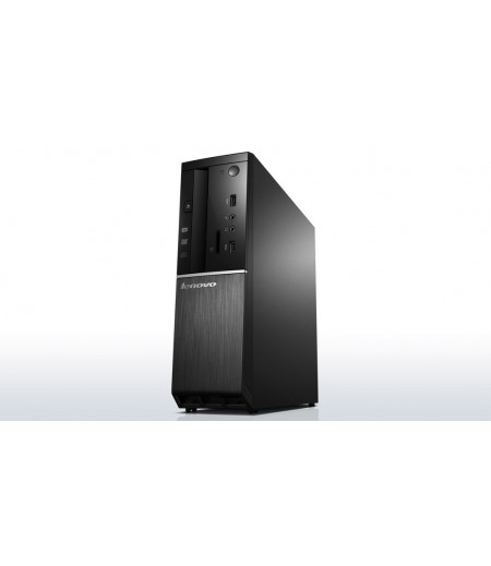 Lenovo Desktop 510S 90K800CXIN with i3-8100 processor, 4GB RAM, 1TB HDD, DVD RW and DOS OS, Monitor 21.5 inch sold Separate