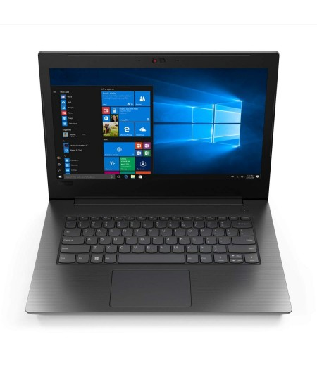 Lenovo V130 Intel Core i3 7th Gen 14-inch HD Thin and Light Laptop (4GB RAM/ 1 TB HDD/ DOS/ Grey/ 1.55 kg), 81HQA004IH