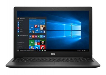 Dell Vostro 15 3581 Intel Core i3 7th Gen 15.6-inch Laptop (4GB/1TB HDD/DOS) (Black, 2.03kg)