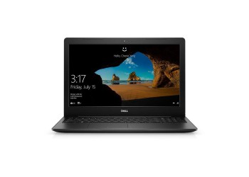 Dell Vostro 3584 15.6-inch Laptop (7th Gen i3-7020U/4GB/1TB HDD/Windows 10/Intel HD Graphics), Black