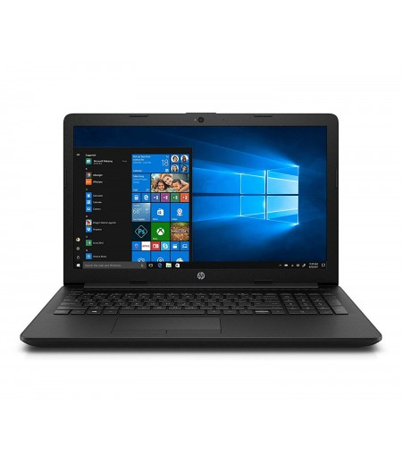 HP 15 core i5 10th Gen 15.6 inch FHD Laptop (4GB/256 GB SSD/1TB HDD/ Windows 10/Sparkling Black / 1.85kg) 15-di2000tu With Bag