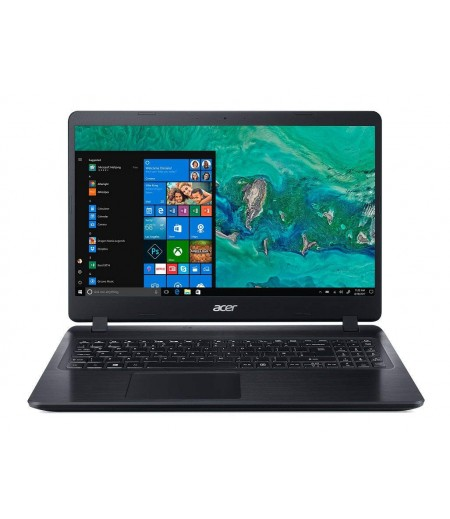 Acer Aspire 5 A515-52K 15.6-inch Full HD Thin and Light Notebook (7th Gen Intel Core i3-7020U/ 4GB RAM / 1 TB / Windows 10 Home / Intel HD 620 Graphics) Black With Bag