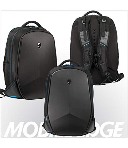 Mobile Edge Alienware 15 Inch Black Vindicator 2.0 Casual Backpack-M000000000142 www.mysocially.com