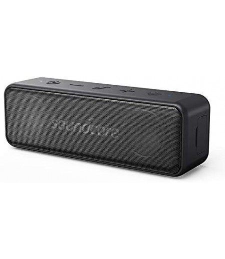 Anker Soundcore Motion B Portable Bluetooth Speaker with 12W Louder Stereo Sound and BassUp Technology for All Smartphones