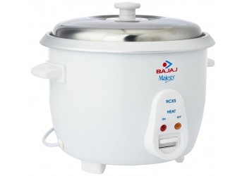 Bajaj Majesty New RCX 5 1.8-Litre Multi-function Cooker