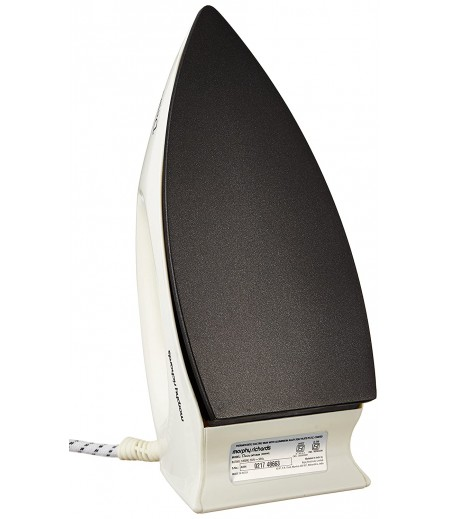 Morphy Richards Desira 1000 Watt Dry Iron (Off White)-M000000000398 www.mysocially.com