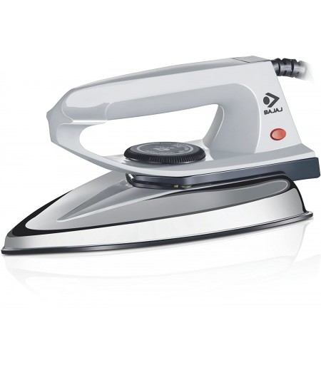 Bajaj DX 2 600-W Light Weight Dry Iron in Gray color