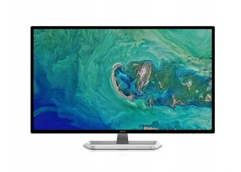 Acer EB321HQ 31.5-inch (80.01 cm) Full HD IPS Monitor - Eye Care Features, Blue Light Filter, Flickerless (Black)
