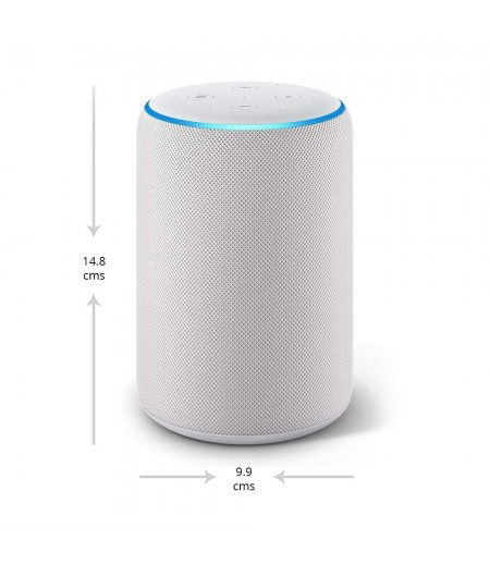 Amazon Echo (3rd Gen) – Improved sound, powered by Dolby