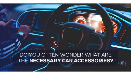 Upgrade your car with these functional car accessories