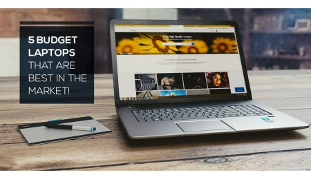 5 budget laptops that are best in the market!