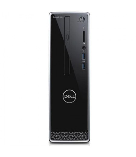 Dell Inspiron  3470 Desktop  (Intel Core i 3, 8th Gen) i3-8100 3.60 GHz, 4 GB DDR4 SDRAM, 1 TB HDD, Windows 10 Home 64-bit