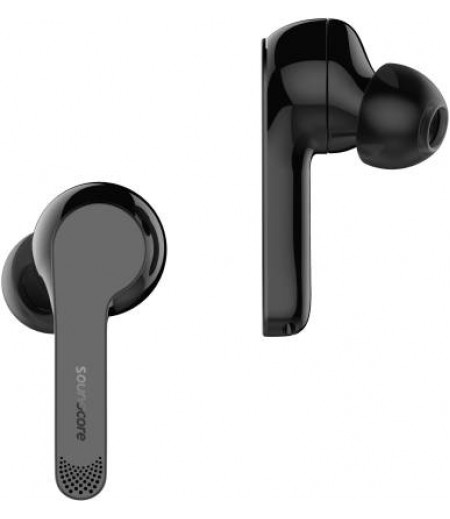 Soundcore Liberty Air X with Touch Control True Wireless Bluetooth Headset  (Black, True Wireless)