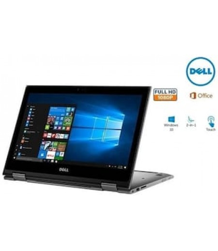 Dell Inspiron 13 5378 2-in-1 (Core i3 (7th Gen)/4GB RAM/1TB HDD/33.78 cm (13.3)/Windows 10 with Office Home and Student 2016) (Grey) (A564501WIN9)
