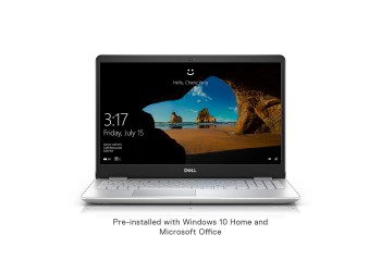 """Dell Inspiron 15 5584 (Core i5-8th Gen/ 8GB/ 2TB HDD/ 15.6"""" FHD/ Windows 10/2GB Nvidia Graphics/Backlit Keyboard) Thin and Light Laptop Silver"""